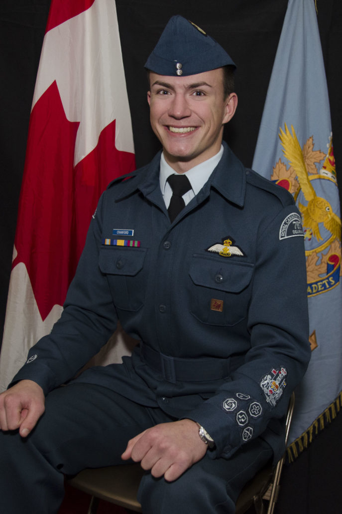 WO1 Andrew Crawford